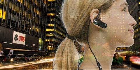 Bezprzewodowe słuchawki z Bluetooth i NFC ASUS