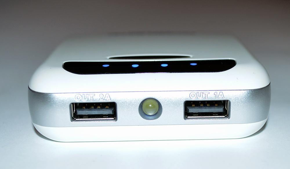 Zalman ZM-PB112IW USB