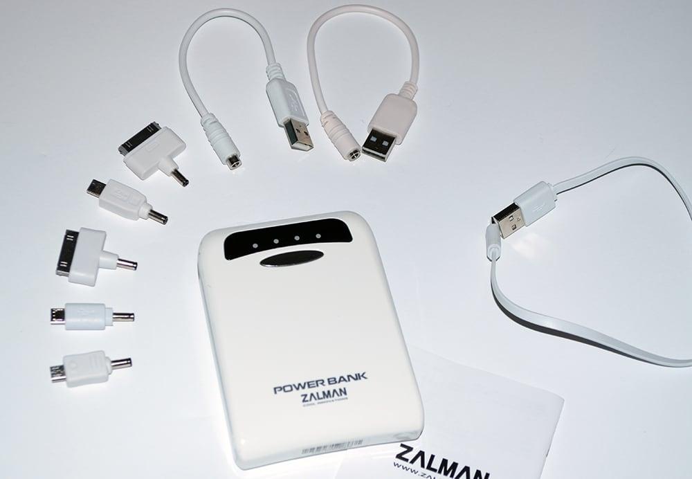 Zalman ZM-PB112IW zestaw