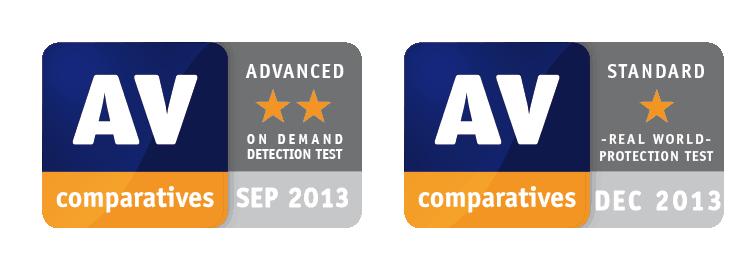 AVG IS 2014 AV Comparatives