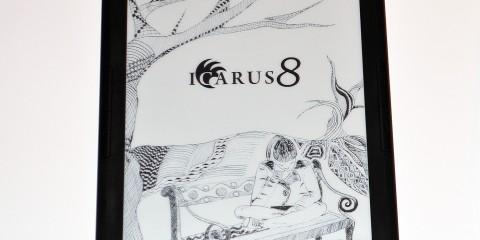 czytnik Icarus 8 cover