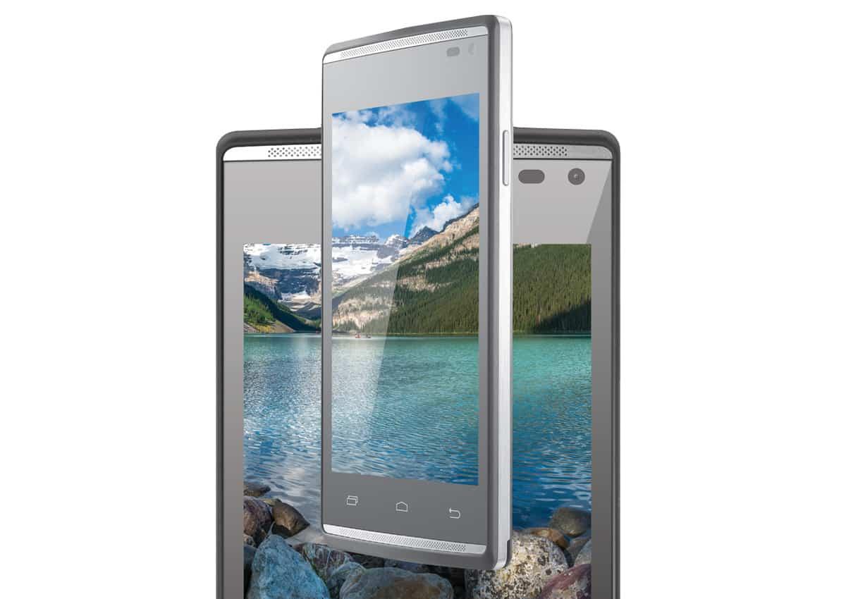smartfon 3Q S ekran