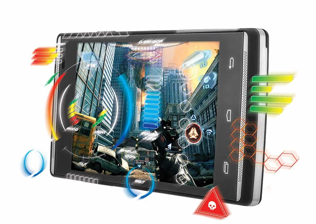 smartfon 3Q S możliwości