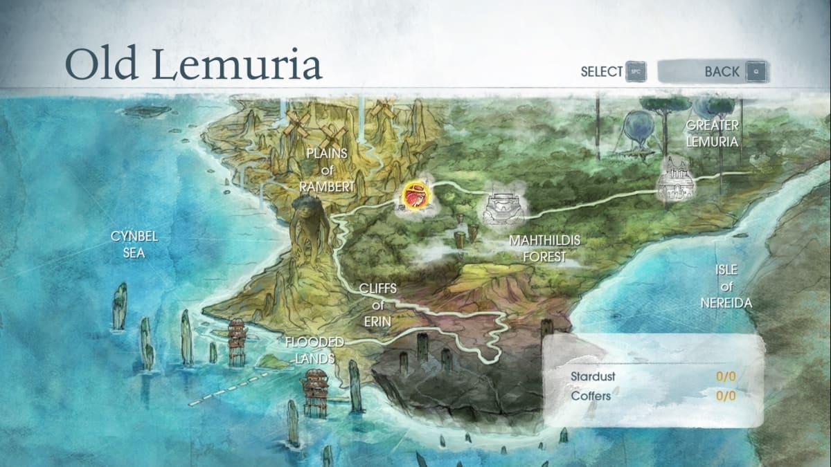 Child of Light Lemuria