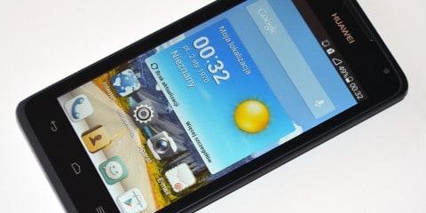 Huawei Ascend Y530 ekran