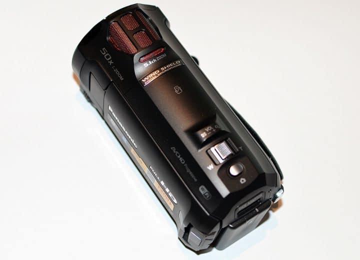 Panasonic HC-W850 nfc