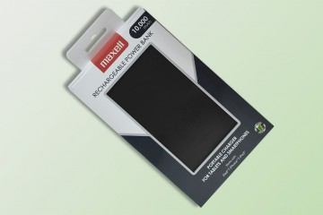 Power Bank 10000mAh packaging