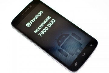 Prestigio MultiPhone 7600 DUO test