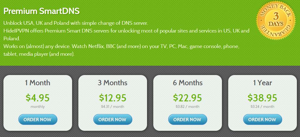 smartDNS_ceny