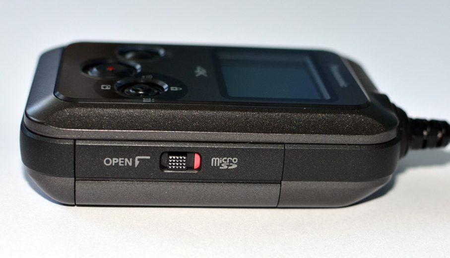 Panasonic HX-A500 bok