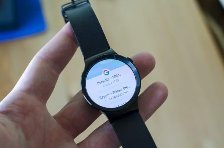 Huawei Watch ekran