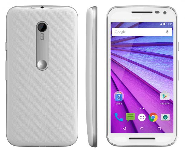 Motorola Lenovo Moto G 3 Gen